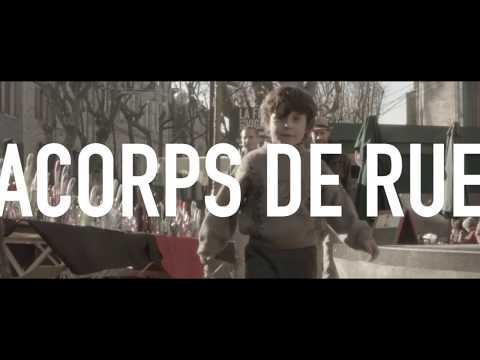 Acorps de Rue: Le temps s'arrête [OFFICIAL MUSIC VIDEO]