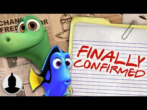Pixar Theory Finally CONFIRMED? Finding Dory Updates the Pixar Theory Cartoon Conspiracy (Ep. 145)
