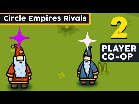 Circle Empires Rivals - 2 Player Co Op |