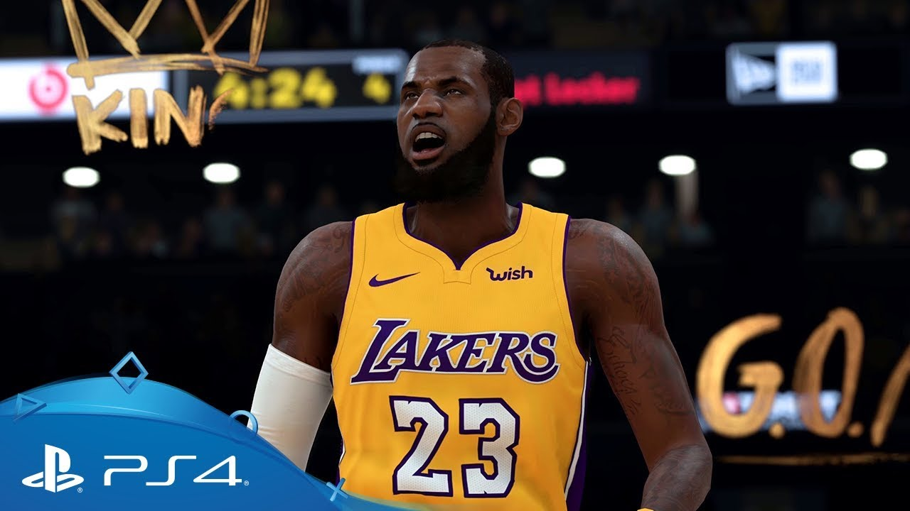 802825ca154 NBA 2K19 | Gameplay Trailer | PS4 - YouTube