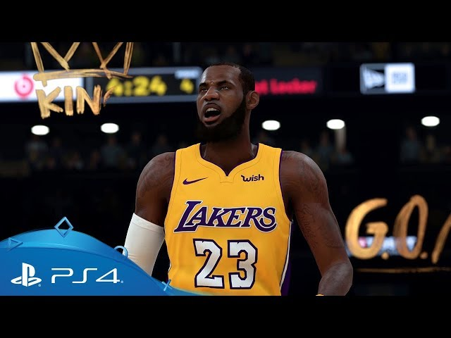 NBA 2K19 | Gameplay Trailer | PS4