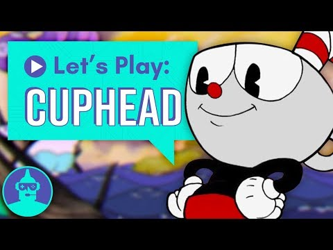 Cuphead Let's Play (We GOT DESTROYED!!!)   The Leaderboard