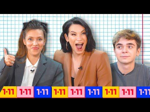 Кто умнее - Регина Тодоренко или школьники? Шоу Иды Галич 1-11