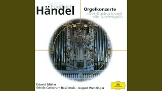 Handel: Organ Concerto No.8 in A, Op.7 No.2 HWV 307 - Ouverture