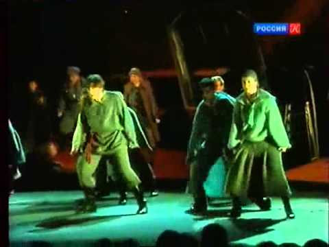 Театр Гоголя   Дураки на периферии