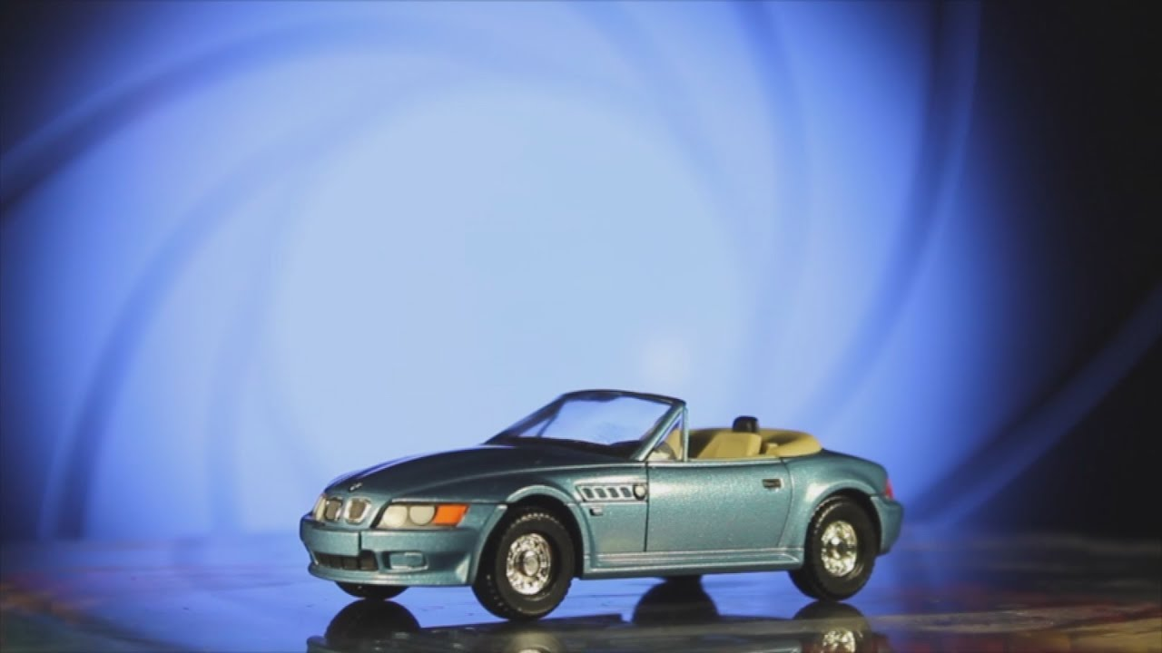 Collecting Bond Bmw Z3 Roadster Youtube