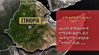 Download Video Ethiopia: ቆሞ ቀሮቹ ምን እያሉን ነው?  በ ጫሊ በላይነህ MP3 3GP MP4