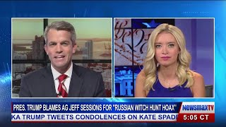 Kayleigh McEnany Talks About Today's Primary Elections