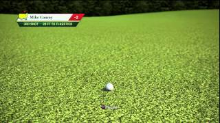 Tiger Woods PGA Tour 13 - The Masters - Day 1 - Front 9