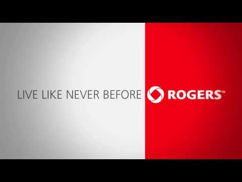 Rogers Communications 'Like Never Before' promo