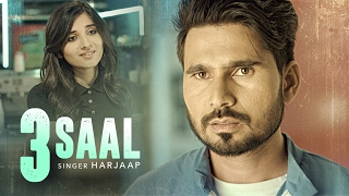 New Punjabi Songs 2017 | 3 Saal: Harjaap | Pav Dharia | Latest Punjabi Songs 2017 | T-Series