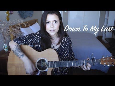 Alter Bridge - Down To My Last (Violet Orlandi cover)