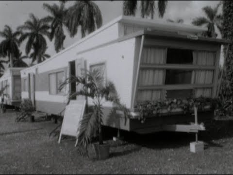 Get A Mobile Home For Easy Florida Living