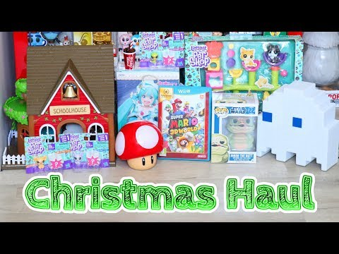 LPS - What I Got For Christmas :D (Haul)