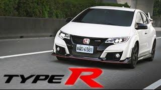 熱血R因子 Honda Civic Type R