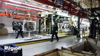 Завод Volkswagen Skoda в Нижнем Новгороде ''Группа ГАЗ''