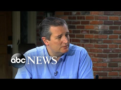 Texas Senator Ted Cruz on Harvey: 'This disaster is unlike anything we have ever seen'