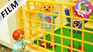 Playmobil Rodzina Wróblewskich | Julian i Hania uwięzieni we własnym domu