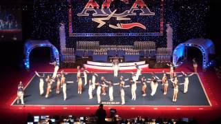 Cheer Athletics Cheetahs 2012-13