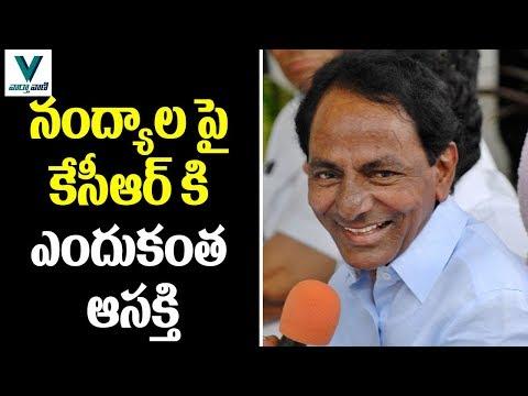 Why is Telangana CM KCR Interested in Nandyal Elections  - Vaartha Vaani