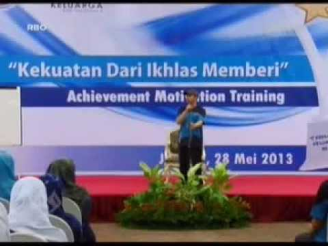 Achievement Motivation 1; Asuransi Takaful Indonesia, Yusuf Mansur