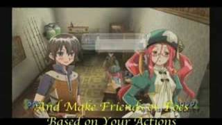 E3 2008: Rune Factory: Frontier Trailer