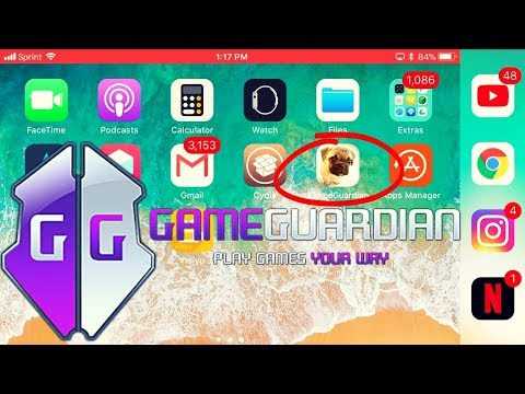 How To Install IGameGuardian On IOS 12! (Unc0ver/Chimera)