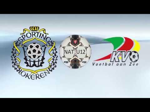 Nat. U12 -  K. SC. Lokeren -  KV Oostende -  9 dec. 2017