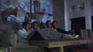 Skrekkfilm trailer med August,Sander,EilaogSanne