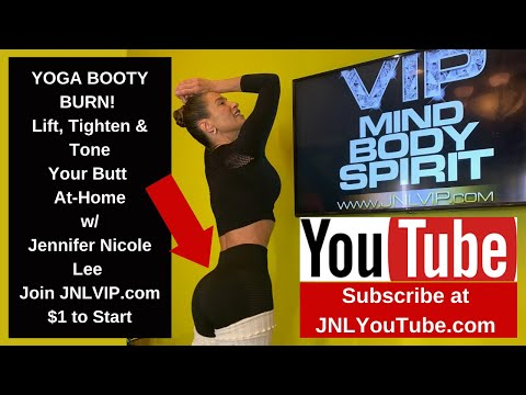 yoga-booty-burn!-bubble-out-your-butt-w/-no-impact-mat-moves-w/-jennifer-nicole-lee!-join-jnlvip.com
