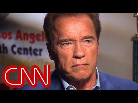 Arnold Schwarzenegger: California doesn't like Trump