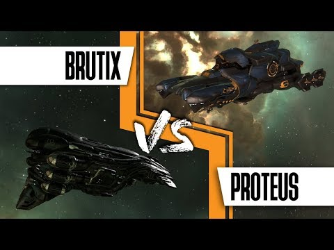 Hunting The Belters: Proteus Vs Brutix
