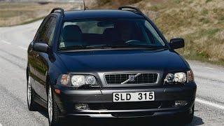 Обзор Volvo v40 1999 1.9 TD(турбо дизель) s40 Вольво в40 тест драйв