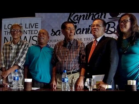 Kapihan sa Manila Bay: FM Burial and Pres. Duterte's International Position