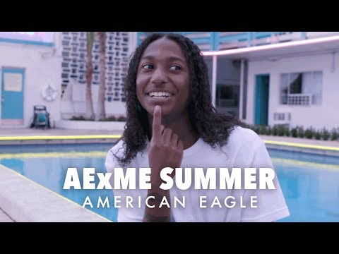Created By Albanus | AExME SUMMER 2019 | American Eagle