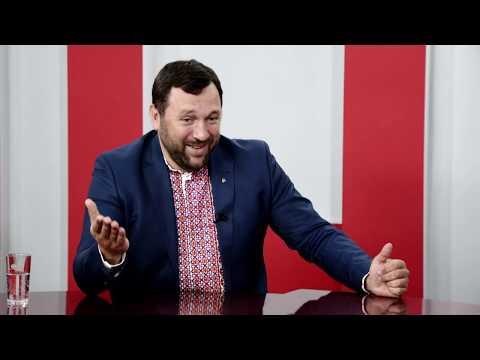 Актуальне інтерв'ю. В. Кривенко. Про національно-демократичні цінності та їхнє значення для України