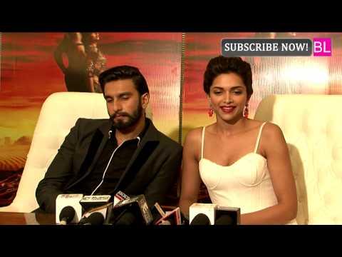 Interview of Ranveer and Deepika for RamLeela