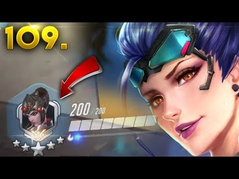 Still Widow God.. | OVERWATCH Daily Moments Ep. 109 (Funny and Random Moments)