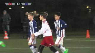 Weißenseer FC - Hertha BSC (U13 D-Junioren, Pokal der D-Junioren) - Spielszenen