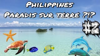 Vlog PH #2 Philippines Panglao  : le paradis sur terre  ? GoPro Hero5 Black