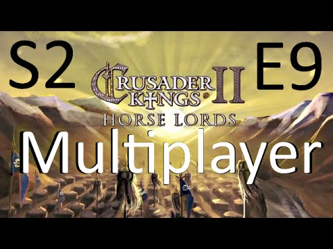 Masters of the Steppe: A Ck2 Horse Lords Multiplayer Let's Play S2e9