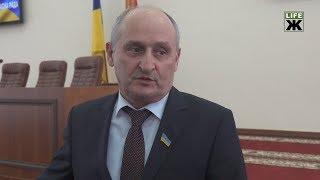 Голова Житомирської облради ще не визначився, чи продовжувати систему перепусток на наступні сесії
