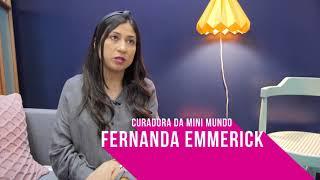 Entrevista Fê Emmerick