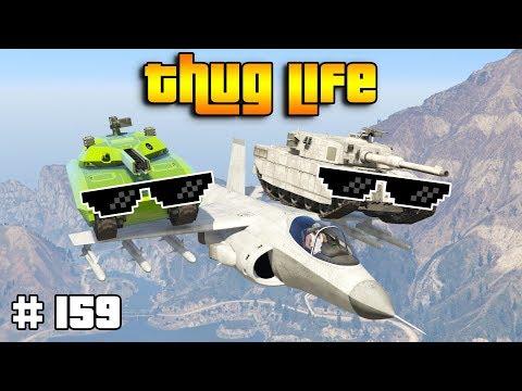 GTA 5 THUG LIFE AND FUNNY MOMENTS (Wins, Stunts And Fails #159)