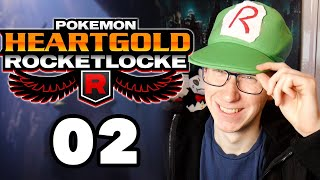 An EVIL Start of the Decade!😈 - Pokemon Heart Gold ROCKETLOCKE!