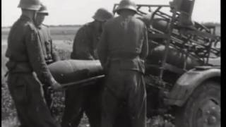 German Nebelwerfer Rocket Mortar aka Screaming MiMi's