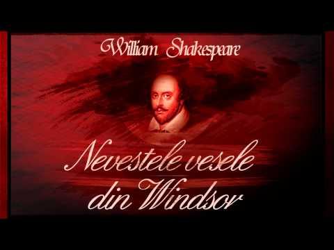 Nevestele vesele din Windsor - William Shakespeare