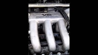 Mazda mx3 moteur qui claque