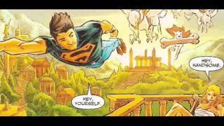 Superboy Tribute