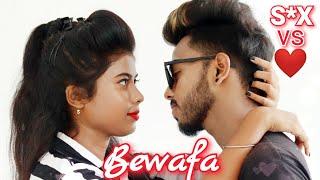 Main Rahoon Na Rahoon||S*X vs Real Love ||Bewafa Love Story|| 4Girl 1Boy Bewafa Ladka Jhoota Pyaar